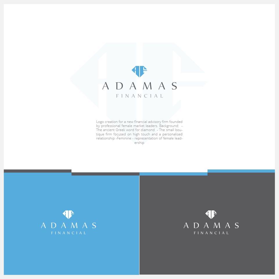 Upmarket Elegant Finance And Accounting Logo Design For