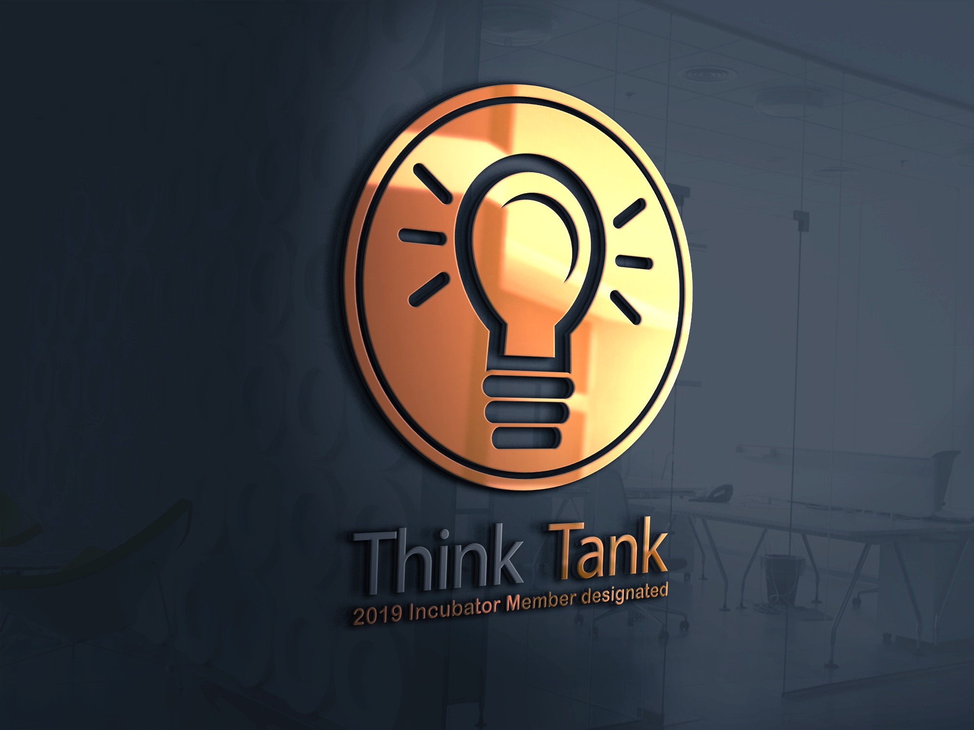 Graphic Design For Thinktank Innovation