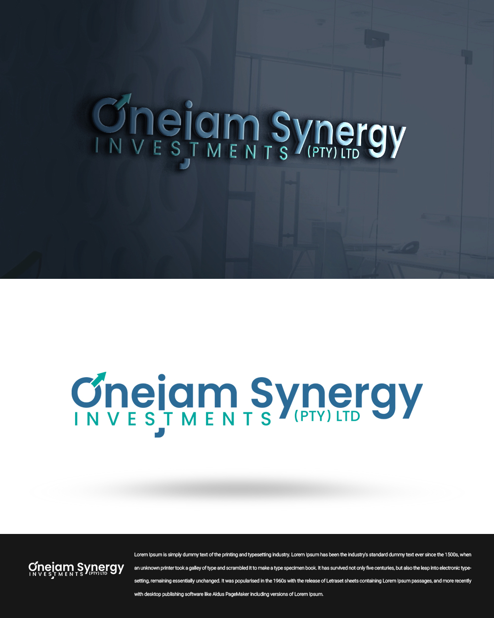 Synergy investments logos forex trading career