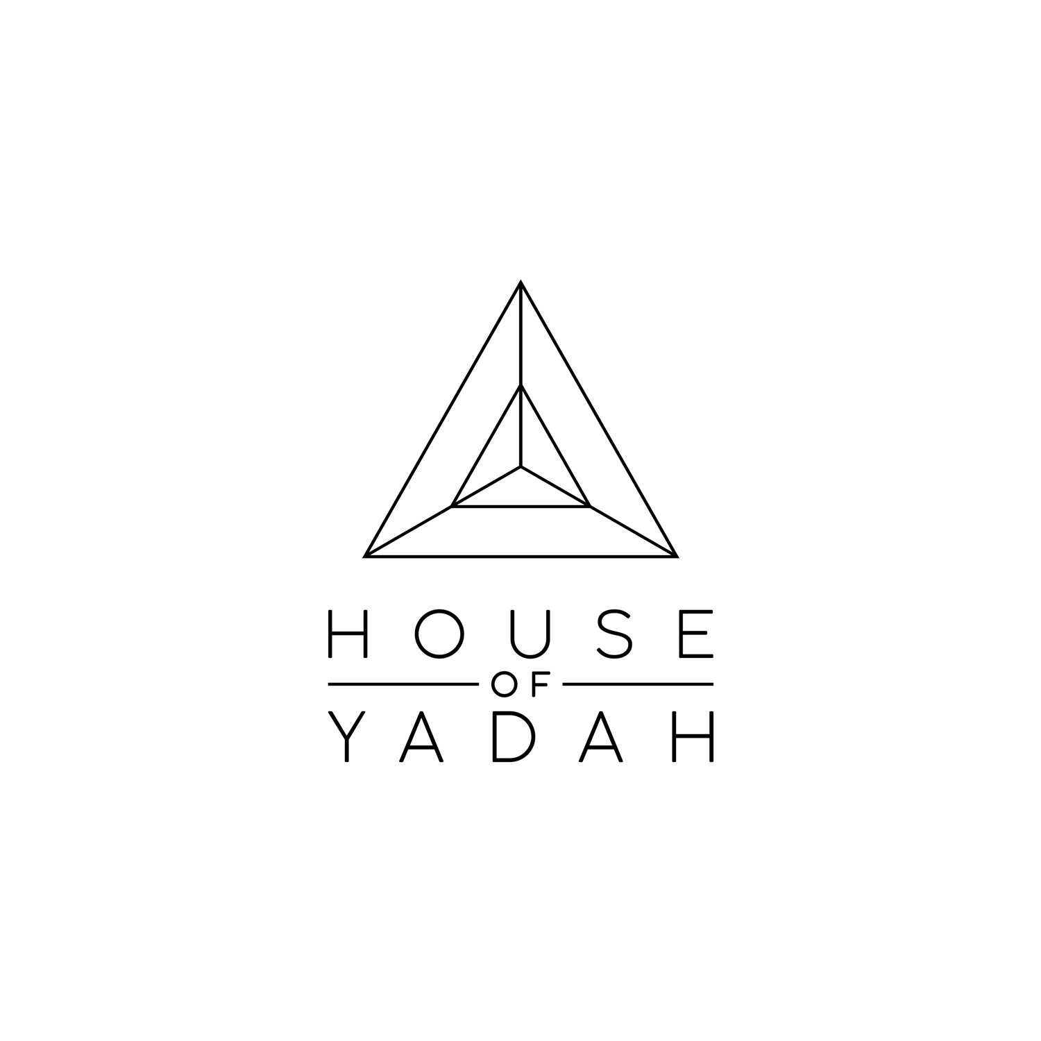 House of Yadah Logo Design by PUISI RAVEN