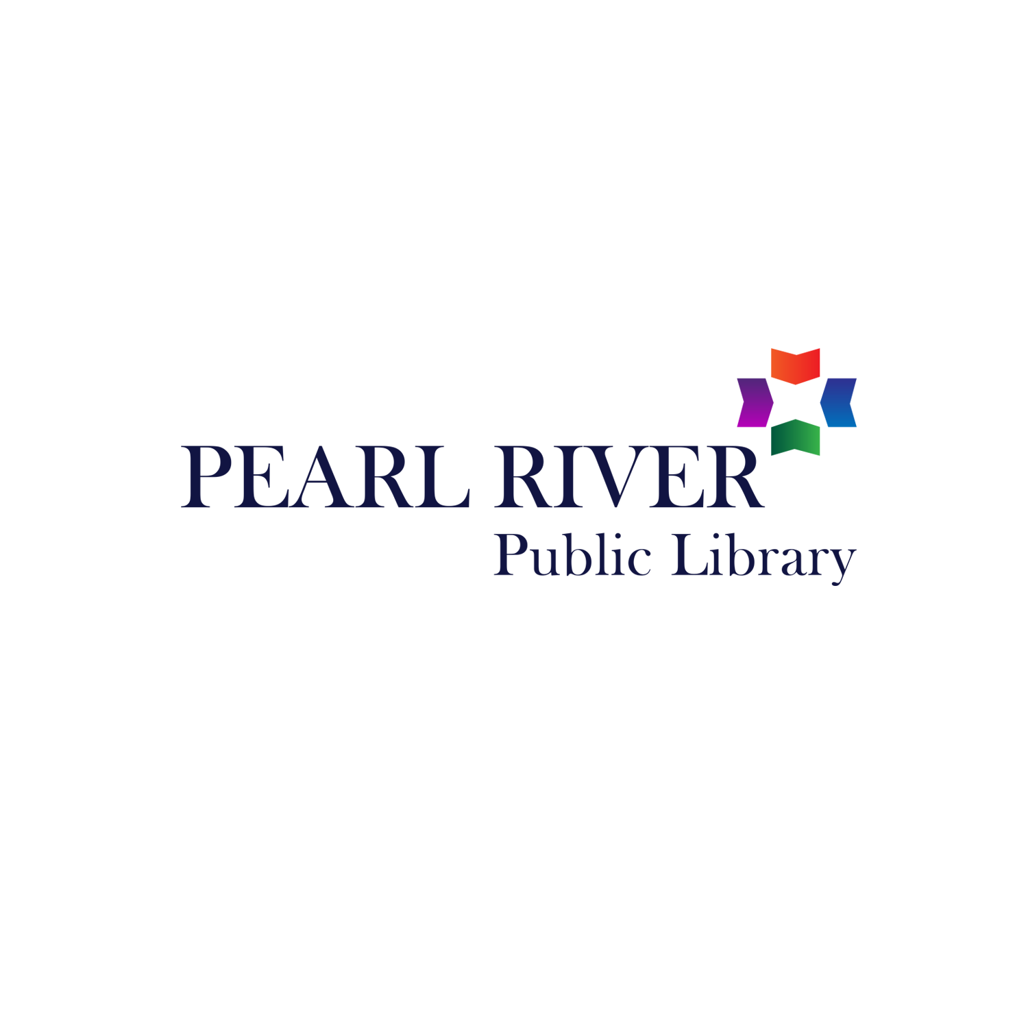 Logo Design for Pearl River Public Library by Kzodiack  Design