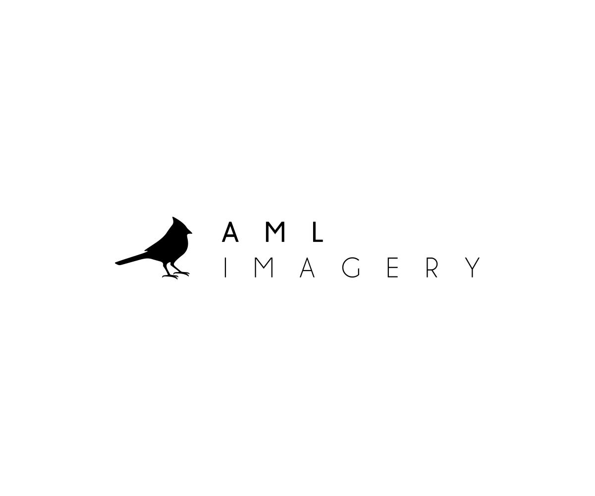AML Imagery - Bird Logo Design
