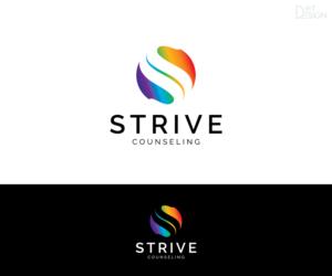Strive Counseling | Logo Design by Dot Design 3