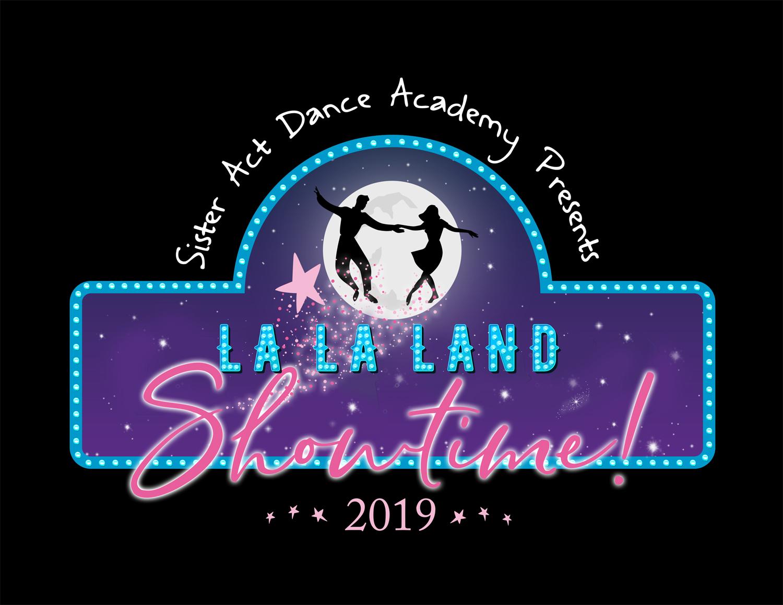 Children's Dance Recital T-Shirt Logo Design