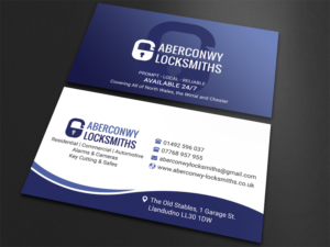 Locksmith Business Cards 30 Custom Locksmith Business Card Designs