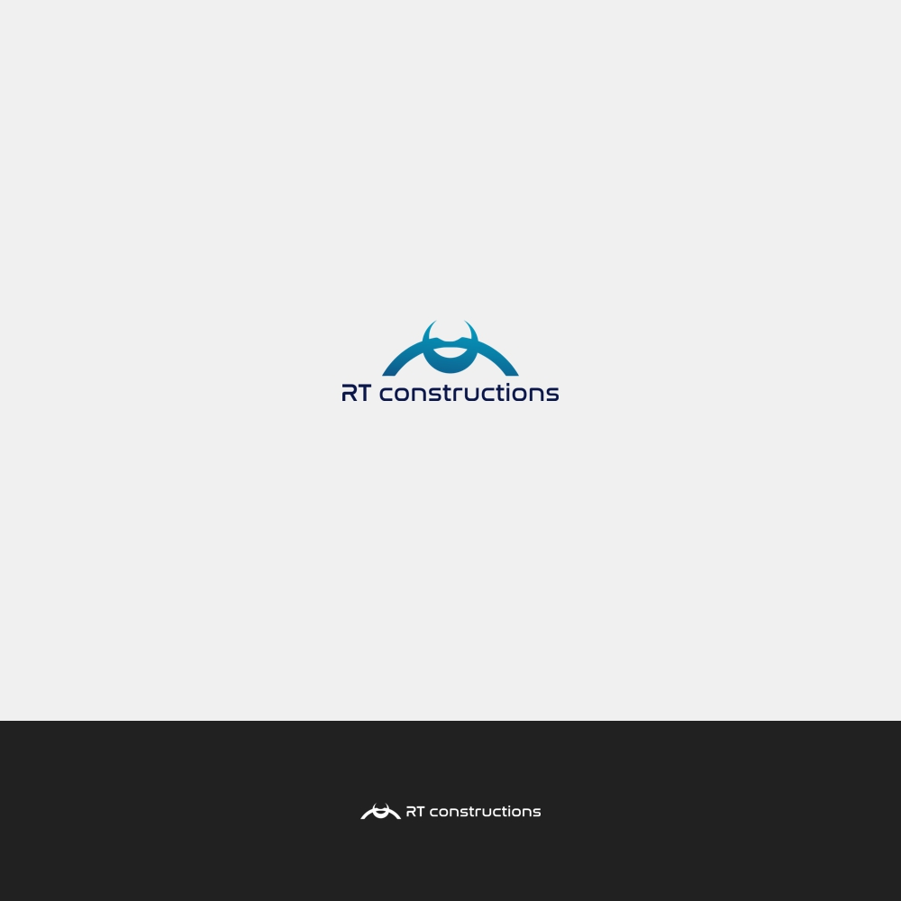 Logo Design for RT constructions (general trading ltd = optional) by