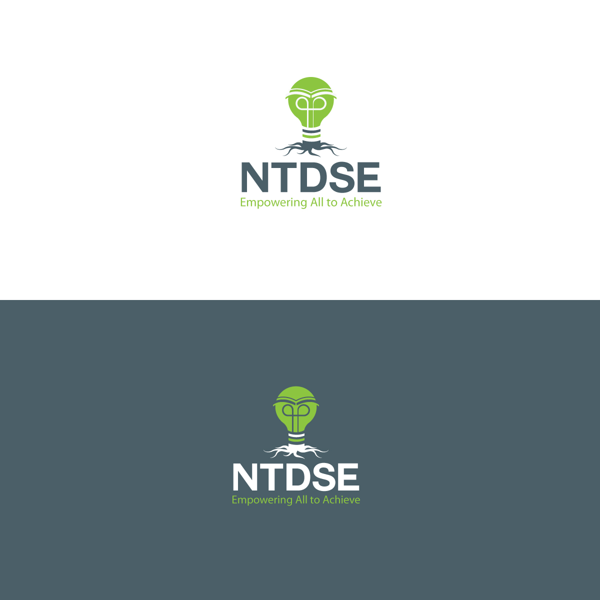 Bold Playful Logo Design For Ntdse Empowering All To Achieve By Brand Maker Design 21906284 ✓ free for commercial use ✓ high quality images. designcrowd