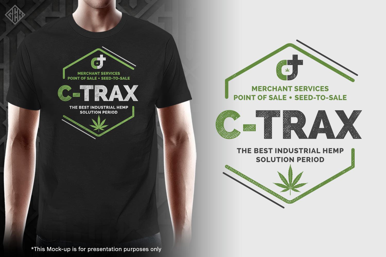 Modern, Upmarket T-shirt Design job  T-shirt brief for C-Trax, a