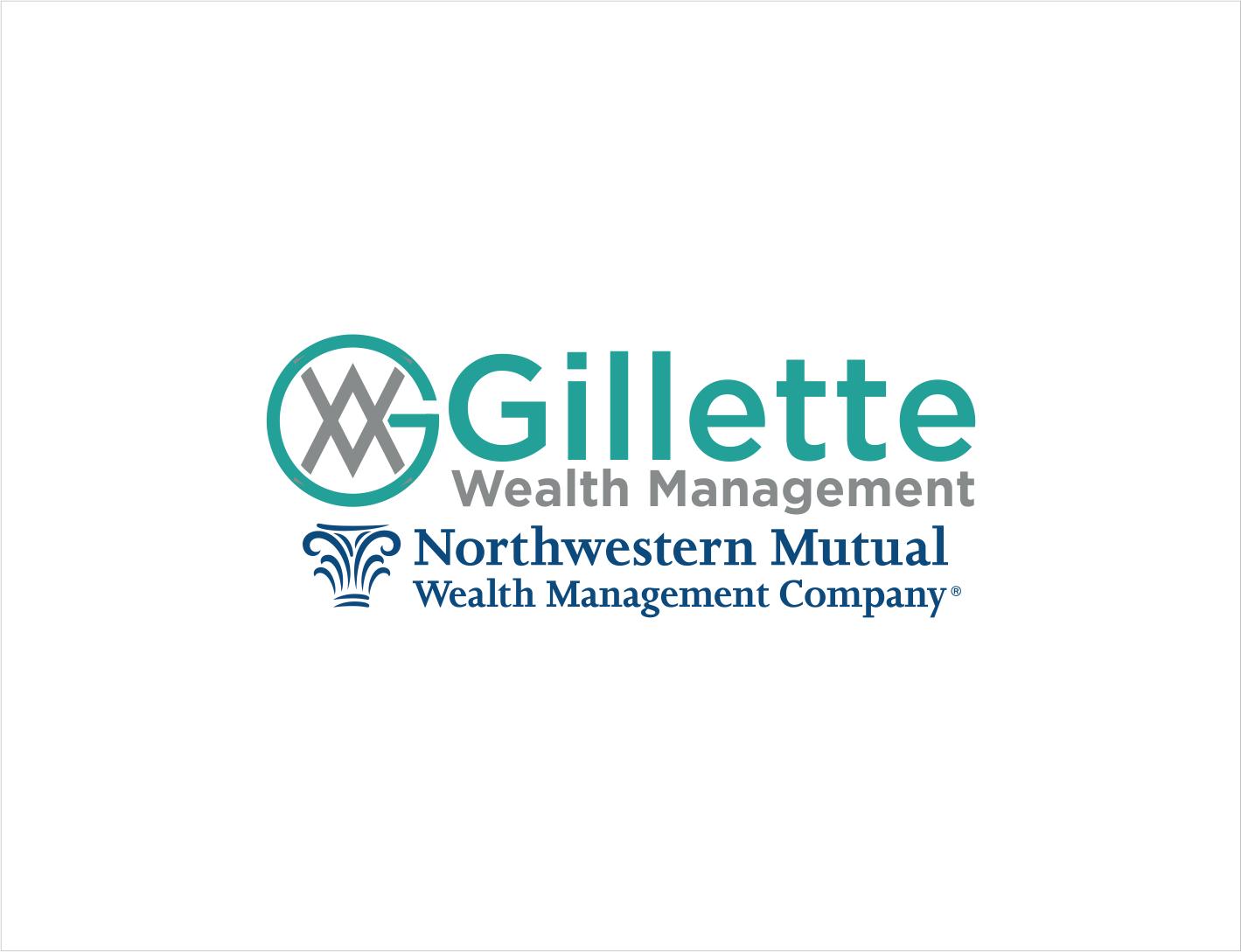 Elegant Playful Logo Design For Gillette Wealth Management