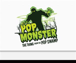 Logo Design by Adsonix - The PopMonster needs a logo!
