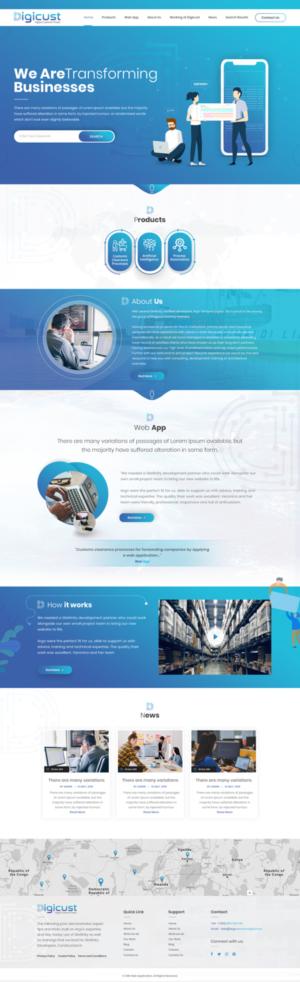 Digital Web Designs | 203 Websites to Browse