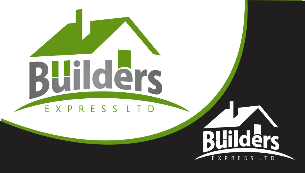 Builders Logo Design For Builders Express LTD By Lucky777
