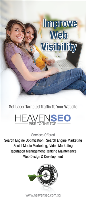 Poster Design by gagan - A poster for international internet marketing e...
