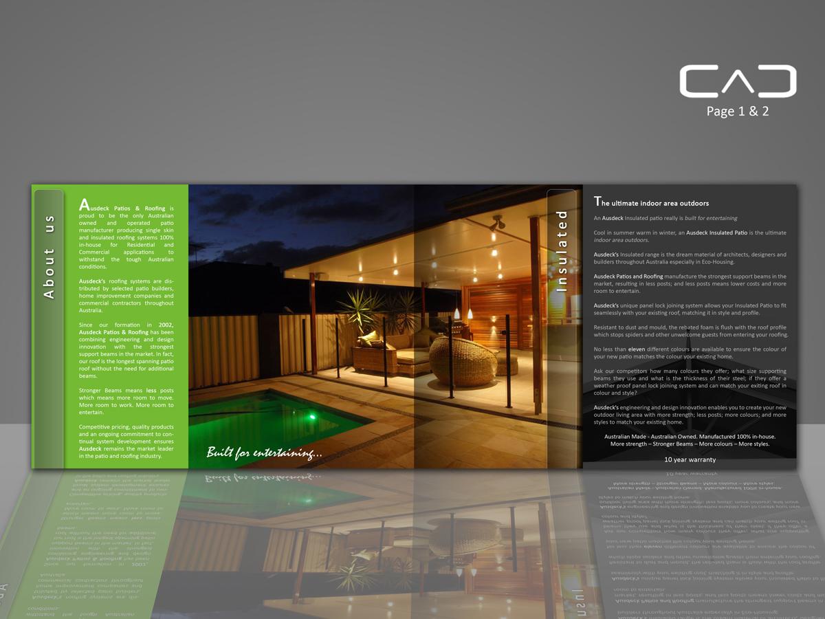Home Improvement Brochure Design For A