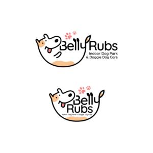 Belly Rubs  | Logo Design by shakuna