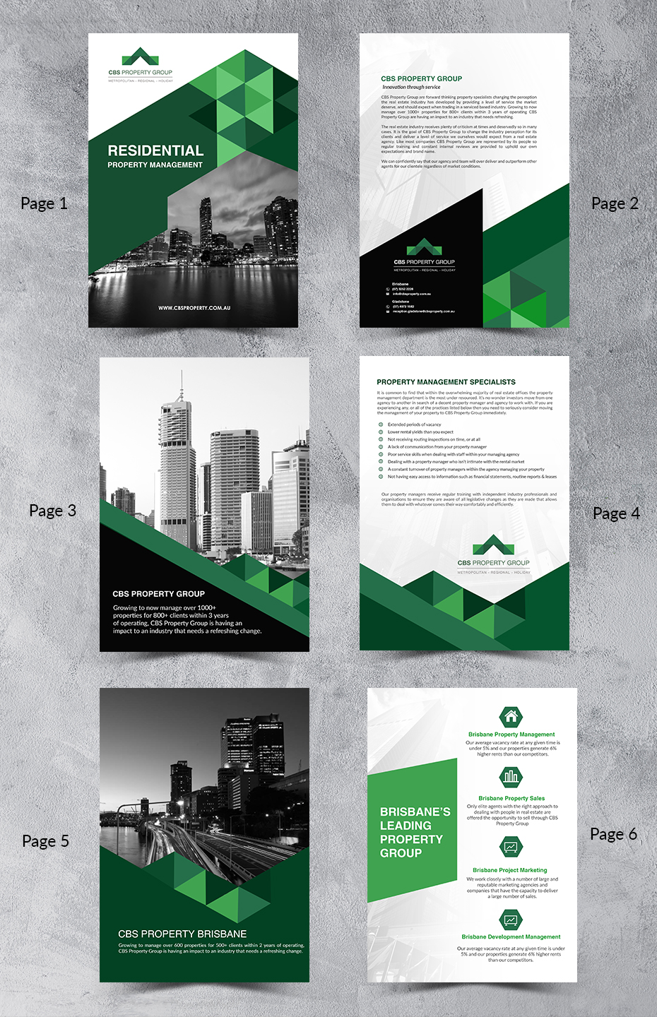 Serious, Modern, Real Estate Flyer Design for a Company by