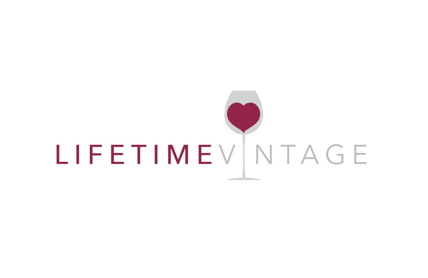 Lifetime Vintage Logo Design by BinghamDsign