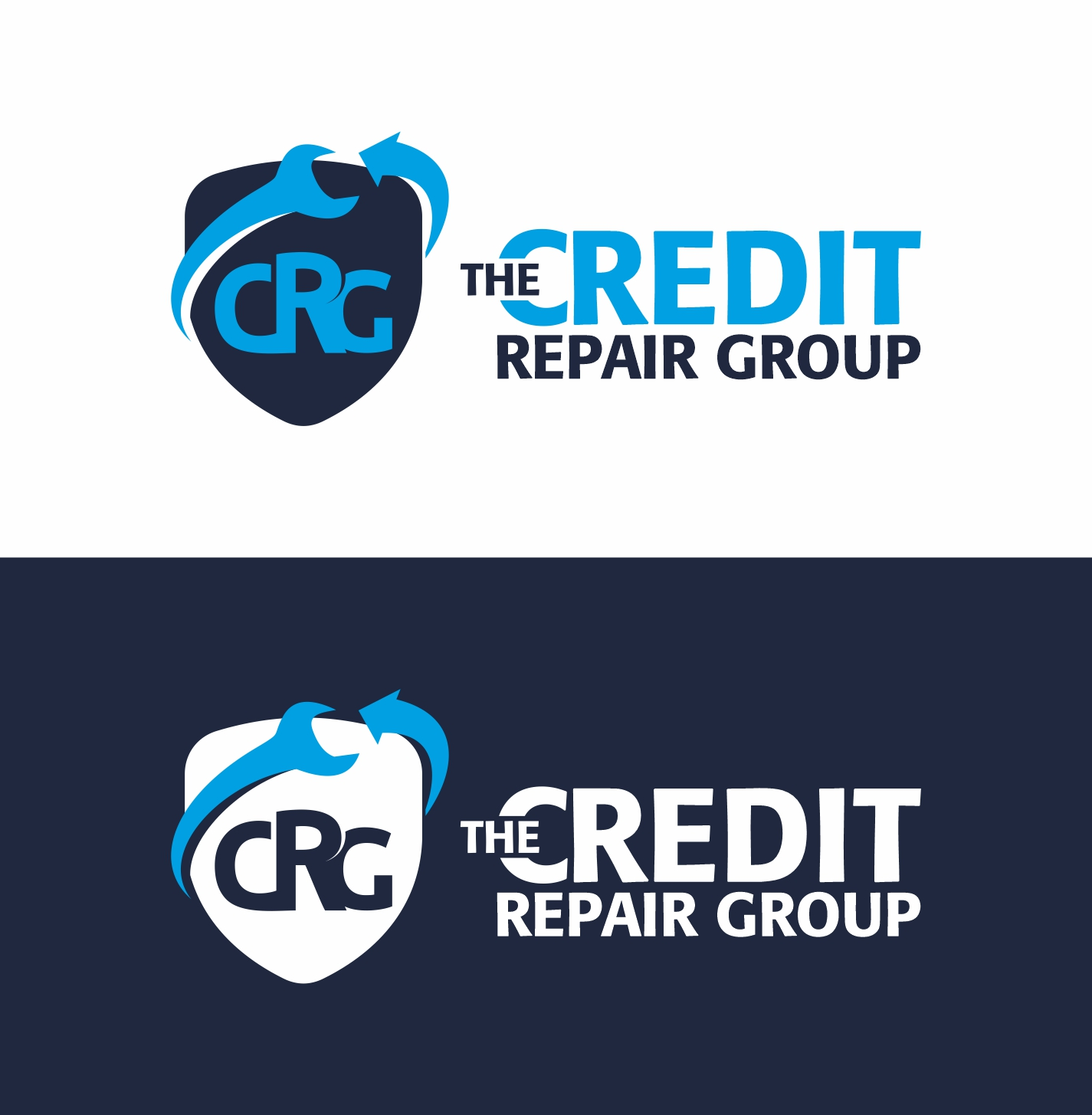 Modern Professional Logo Design For The Credit Repair Group By Pranav Creative Graphic Design 22362385