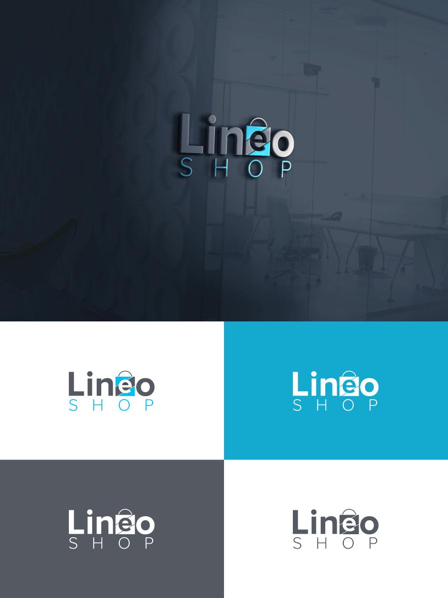 Modern, Professional Logo Design for LineoShop by rio tj   Design ...