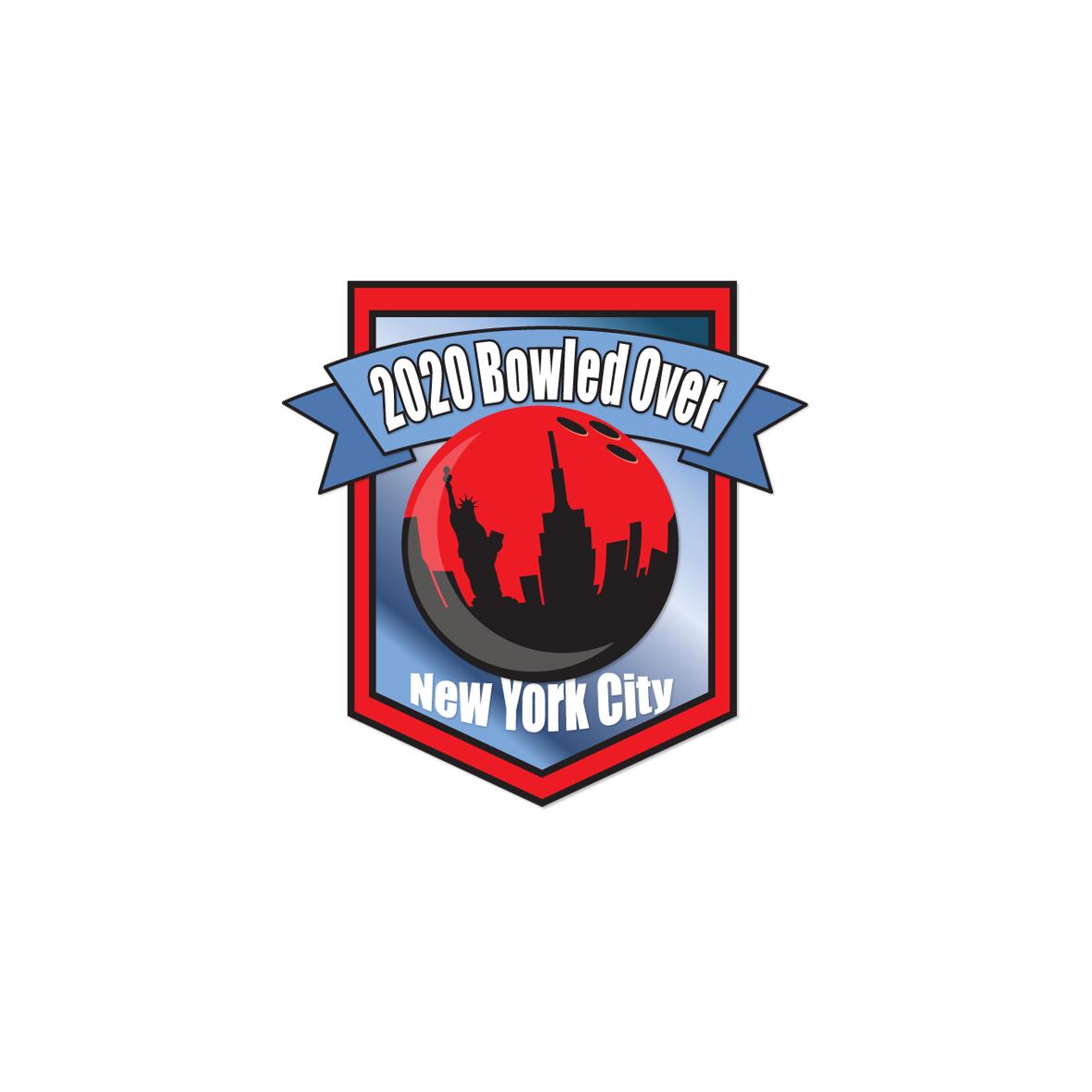 Bold Masculine Logo Design For 2020 Bowled Over New York City By Samantha Ward Design Design 22399560