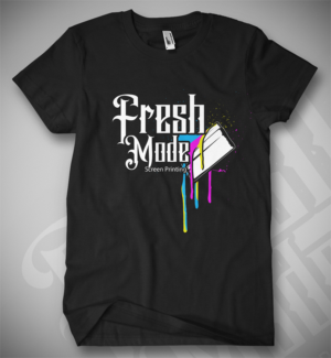 T-shirt Design for our business | T-shirt Design by Jonya