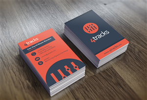 Business Card Design by Epka Design