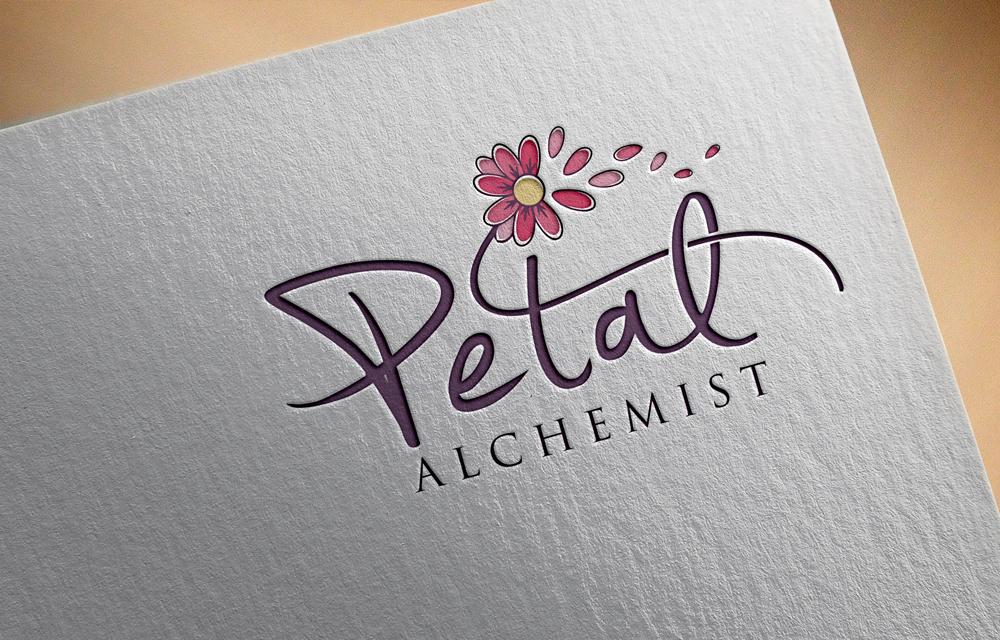 Petal Alchemist Logo Design by Md.Mozammel Hoque