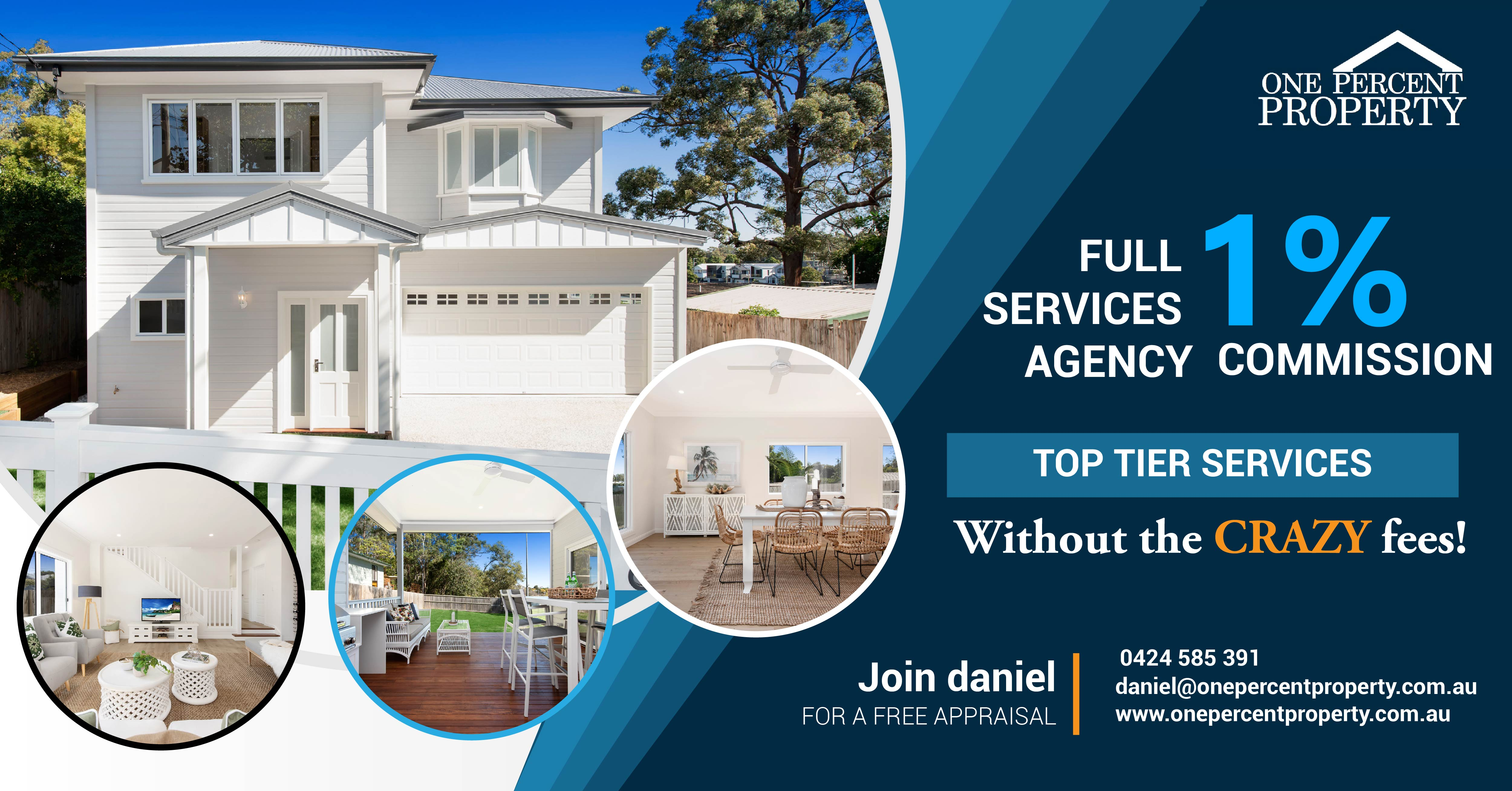 Upmarket Bold Real Estate Agent Banner Ad Design For A Company By Adje Folake Design 22501850