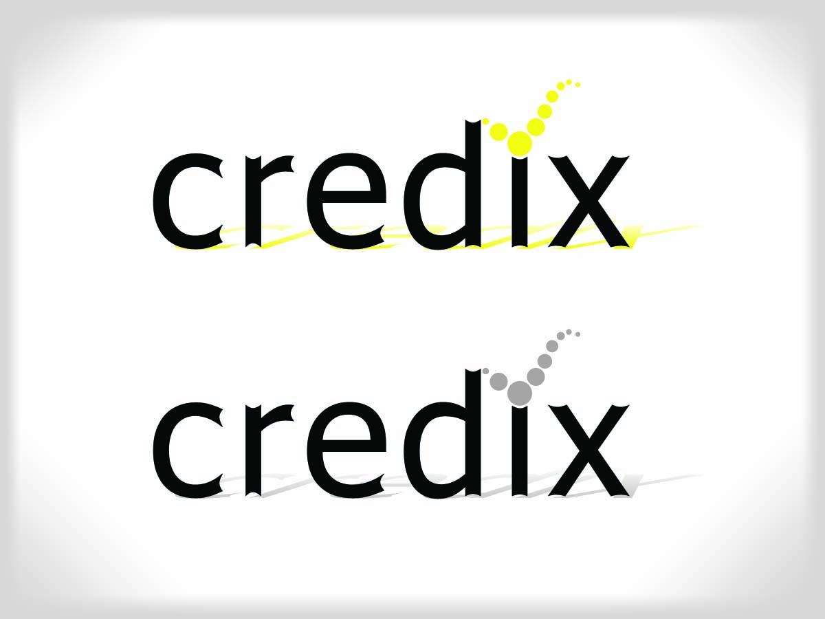 Serious, Modern, Loan Logo Design for credix by Robocker ...