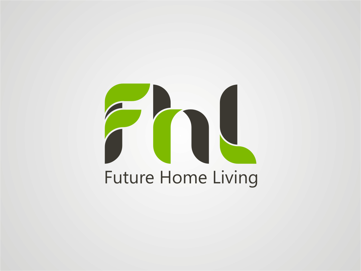 Modern, Colorful, Residential Logo Design for FHL & Future Home ...
