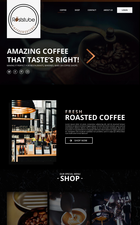 Modern Professional Web Design For A Company By Deli Design 22575037