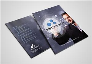 Brochure Design by lookedaeng - Fossick Brochure