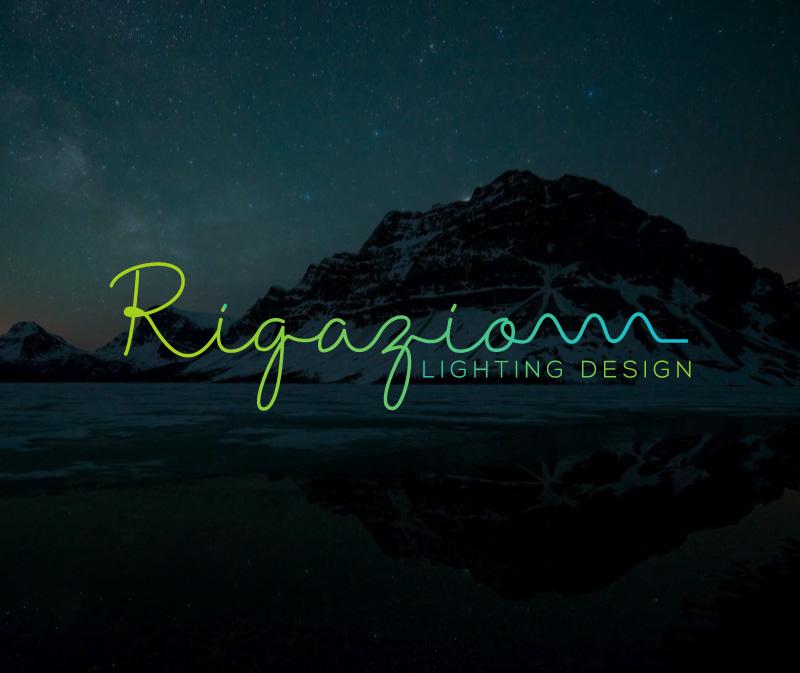Rigazio Interior Design Company Logo Design by Foxdesign65