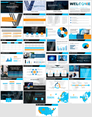 PowerPoint Design by IndreDesign