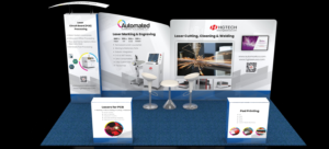 Trade Show Booth Design by Bins