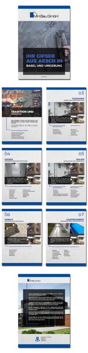 Brochure Design by bull_design