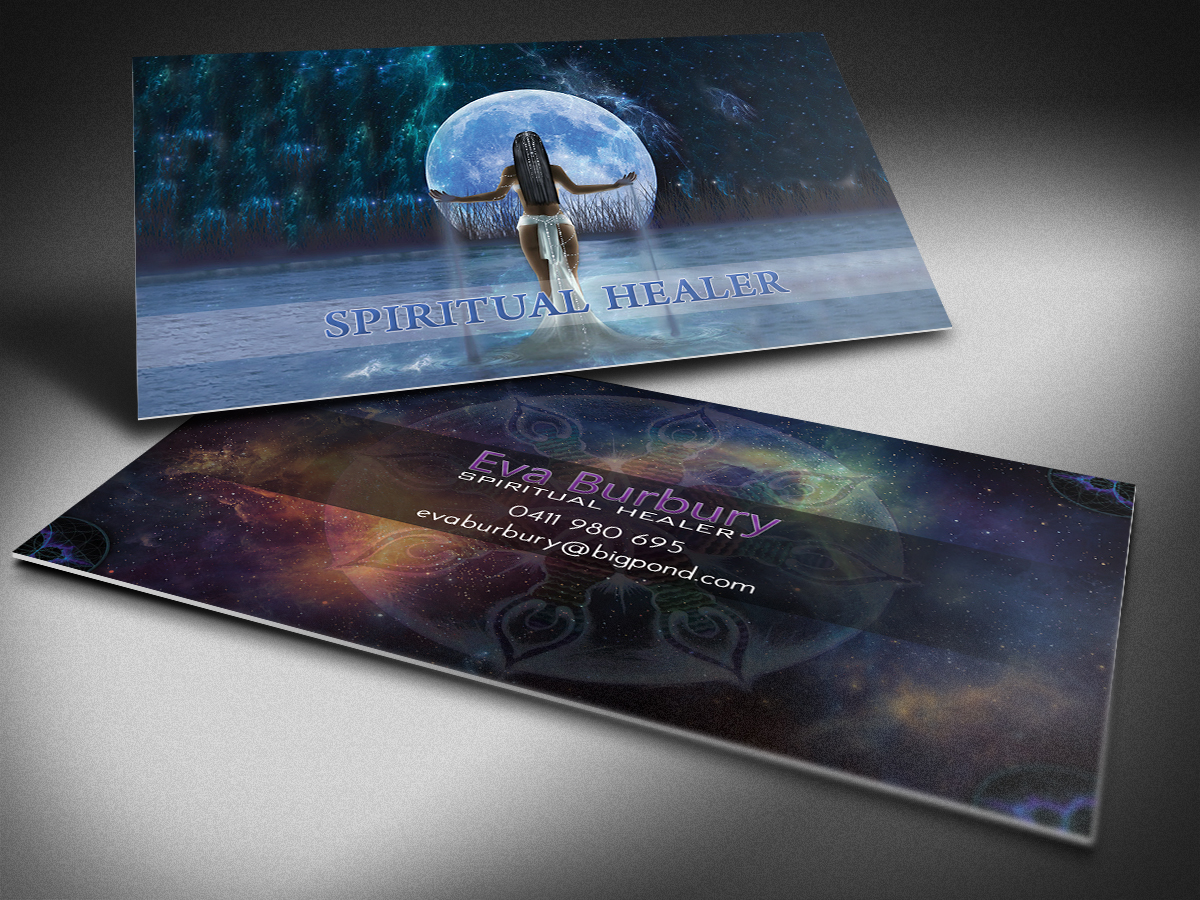 business card design by futuredesigne for this project design 3016271 - Design My Business Card