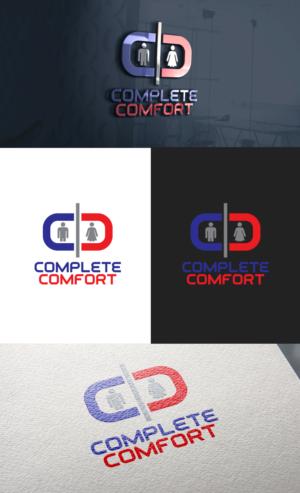 Complete Comfort  | Logo Design by GLDesigns