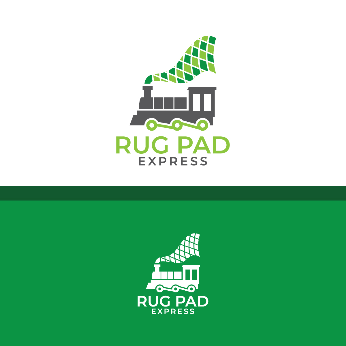 Logo Design for Rug Pad Express by Logo