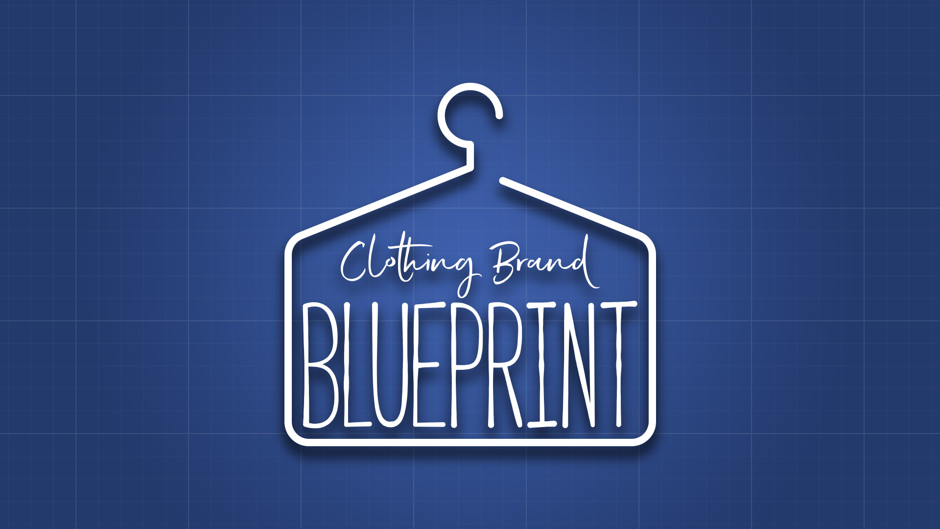 Modern, Professional Logo Design for Clothing Brand Blueprint by ...