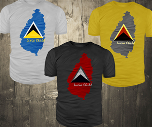 5e8fa58c0 Flag T-shirt Design for a Company by herisetyo | Design #2968467