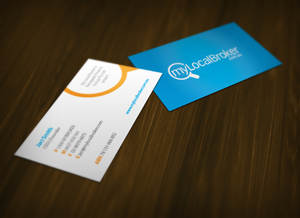 Business Card Design Contest Submission #713551