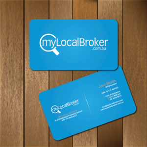 Business Card Design Contest Submission #714432