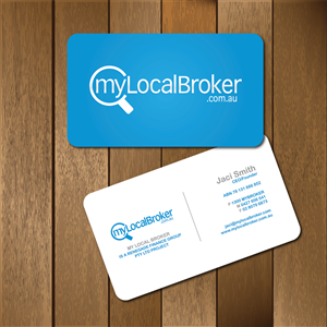 Business Card Design Contest Submission #714473