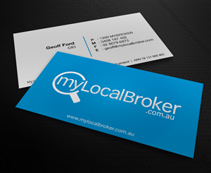 Business Card Design Contest Submission #714544
