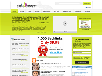 Website Design Effects 63214