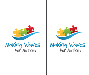 Logo Design by Stephanie Soon - design a logo for a new autism charity Making W...