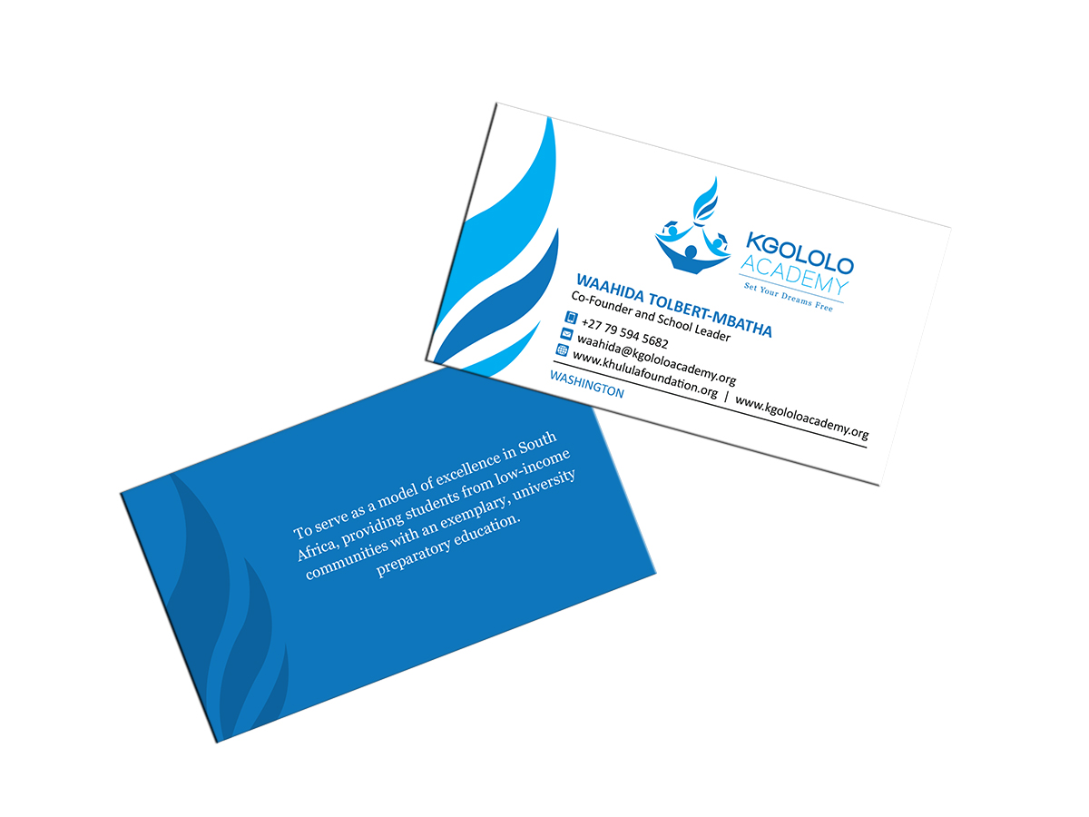 Upmarket, Conservative, Business Business Card Design for The ...