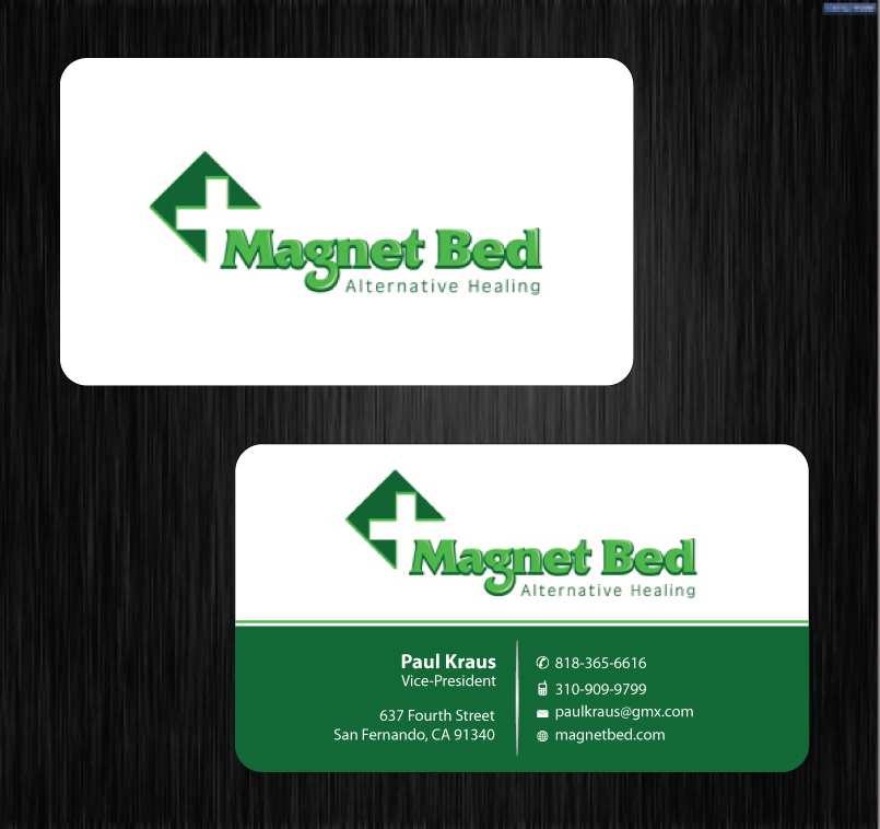 Modern professional business business card design for a company by business card design by sbss for this project design 745048 reheart Image collections