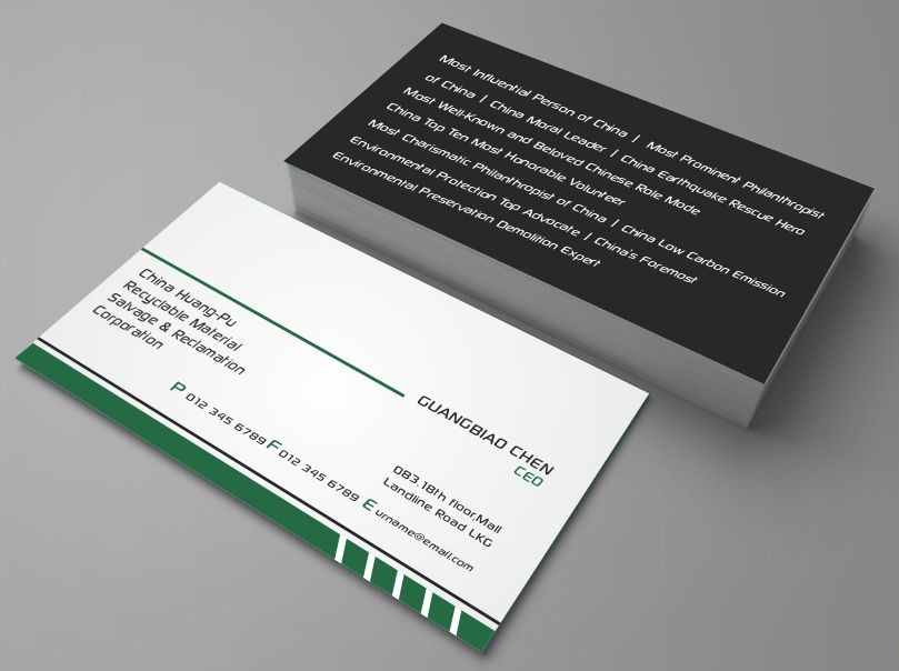 Bold, Playful, Business Business Card Design for DesignCrowd by ...